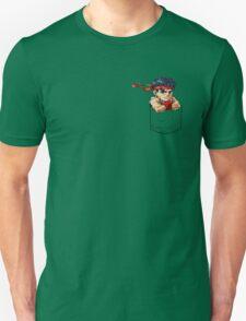 Pocket Ryu T-Shirt