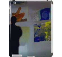 TOUGH CHOICES AT THE GALLERY (C2016) iPad Case/Skin