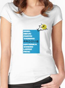 2014 Team Women's Fitted Scoop T-Shirt