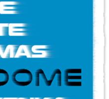 2014 Team Sticker