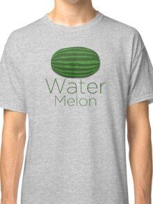 Water Melon Classic T-Shirt