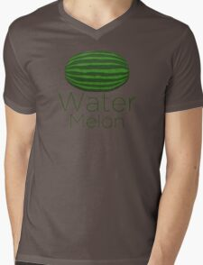 Water Melon Mens V-Neck T-Shirt