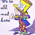 Mad Hatter by Woodie