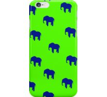 The Little Elephant 3 iPhone Case/Skin