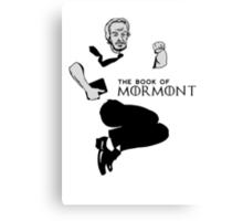 Book of Mormont Canvas Print