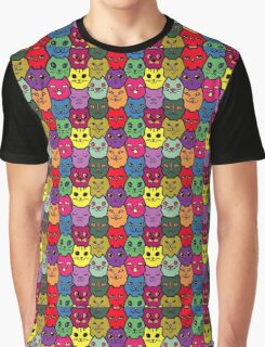 Bear under cover - colour Graphic T-Shirt