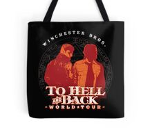 Winchester Bros. World Tour Tote Bag