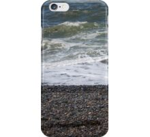 Pebble Beach and Ocean iPhone Case/Skin