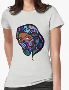 What Eyes Beneath Womens Fitted T-Shirt