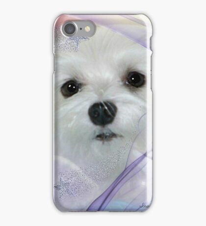Goodbye Snowdrop iPhone Case/Skin
