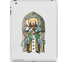 The Patron Saint of Rock iPad Case/Skin