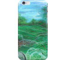 Celtic Spirit Lands iPhone Case/Skin