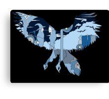 Gandalf/Galadriel -Rivendell Canvas Print