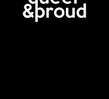 Queer and Proud by starkat