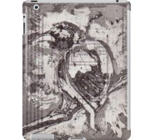 Bird on a Wire (Chine-Colle) iPad Case/Skin