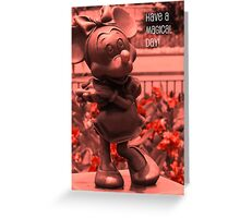 Minnie - Have a Magical Day! Greeting Card