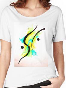 Splash Women's Relaxed Fit T-Shirt