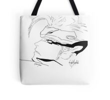 Lineart. Art, Great and Best. Tote Bag