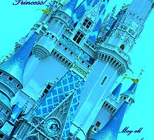 Cinderella's Castle - Happy Birthday Princess! by MFleming