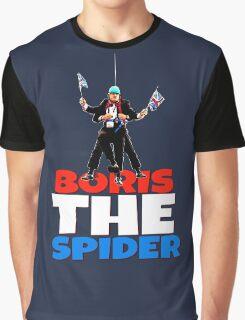 Boris The Spider Graphic T-Shirt