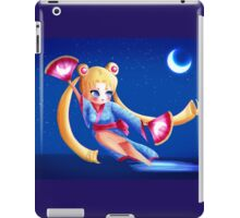 Geisha moon  iPad Case/Skin