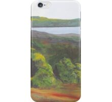 Looking over the Clyde iPhone Case/Skin
