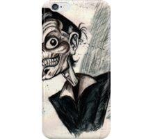 psychobilly rockabilly iPhone Case/Skin