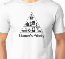 Gamer's Priority 2 Unisex T-Shirt