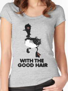 Becky with the Good Hair (Parody) Women's Fitted Scoop T-Shirt