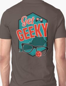 Get GeeKY Logo Unisex T-Shirt
