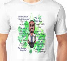 Agent Derek Morgan Unisex T-Shirt