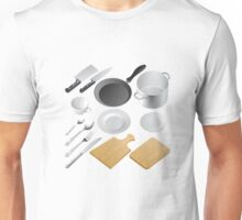 Kitchen tools Unisex T-Shirt
