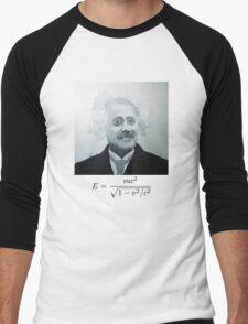 Gray Albert Men's Baseball ¾ T-Shirt