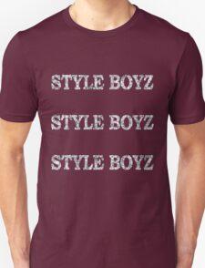STYLE BOYZ GLITTER LOGO Unisex T-Shirt