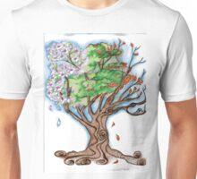 Magnolia's Seasons Unisex T-Shirt