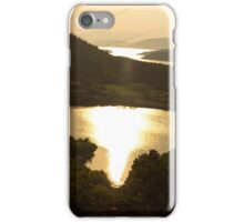 Burning River - Nature Photography iPhone Case/Skin