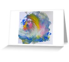 Over da Rainbow Greeting Card