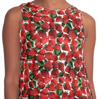 Strawberry Fields Contrast Tank