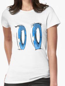 Blue Anime Eyes T-Shirt