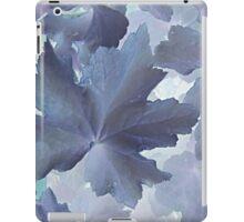 Leaves of Blue iPad Case/Skin