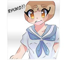 Mako Fanwork Poster