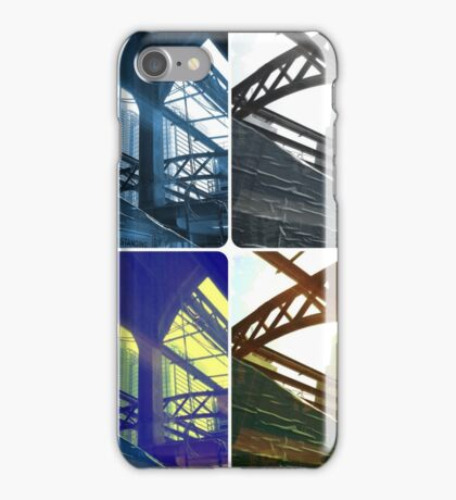 Toronto Union station topless iPhone Case/Skin