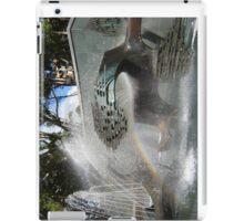Newcastle (NSW) - Civic Fountain Rainbow iPad Case/Skin