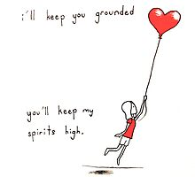 Keep You Grounded by Samantha Weinberg