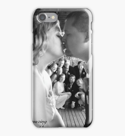 A special kiss iPhone Case/Skin
