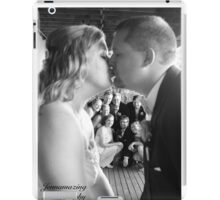 A special kiss iPad Case/Skin