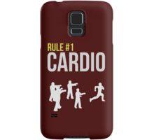 Zombie Survival Guide - Rule #1 Cardio Samsung Galaxy Case/Skin