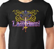 Lady Sword Unisex T-Shirt
