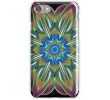 Irridescent Star Mandala iPhone Case/Skin