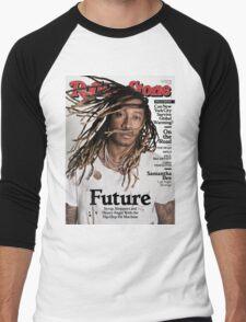 Future x Rolling Stone Men's Baseball ¾ T-Shirt